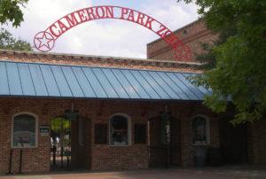 Cameron_park_zoo_entrance